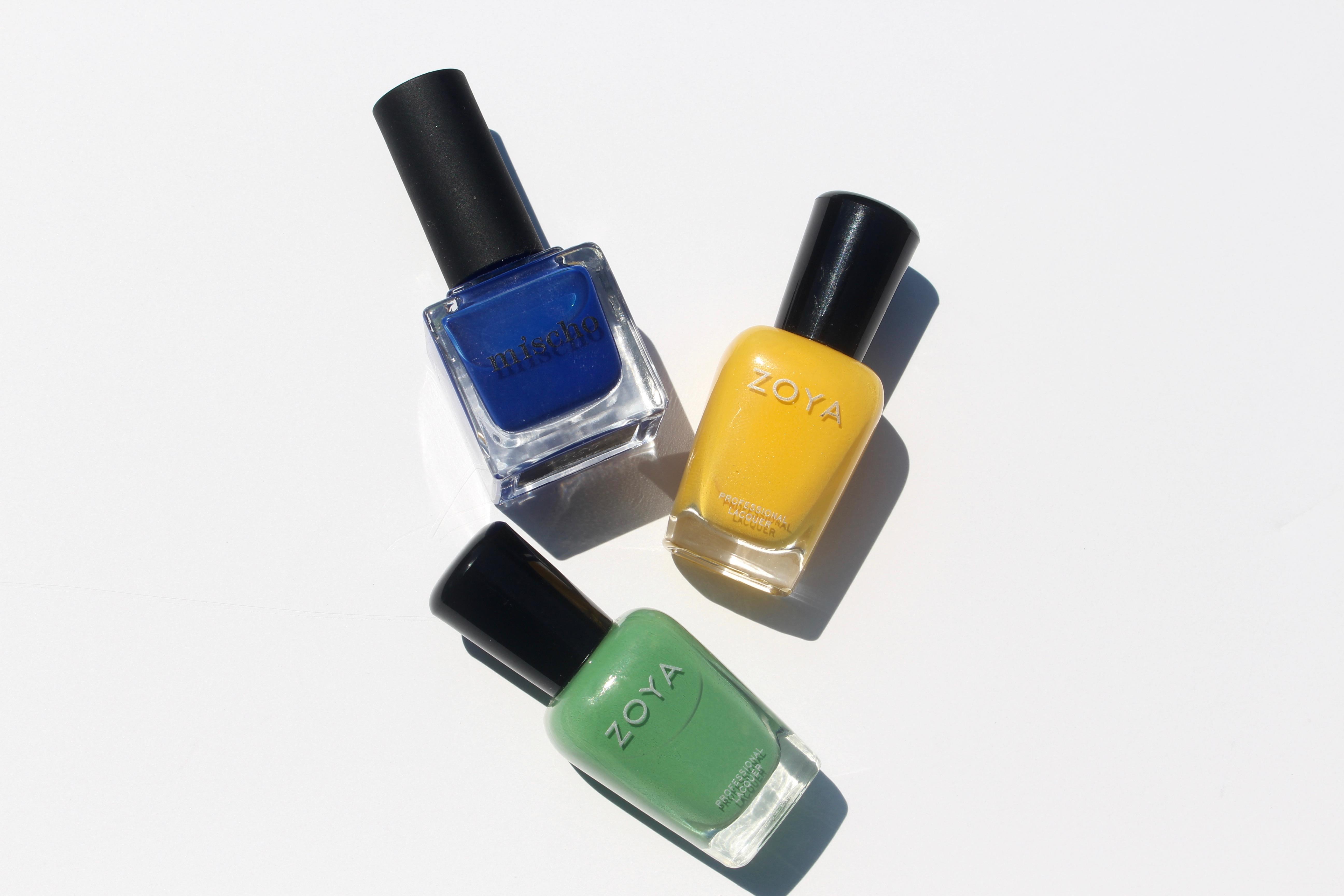 NTB best summer nail polish brights