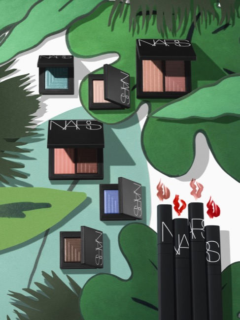 NARS Summer 2016 Colour collection group