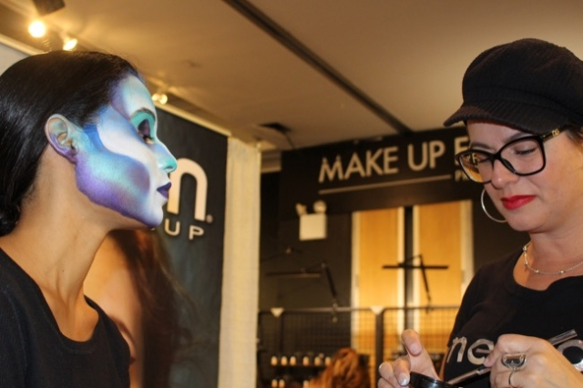 the makeup show nyc ginny houle mehron