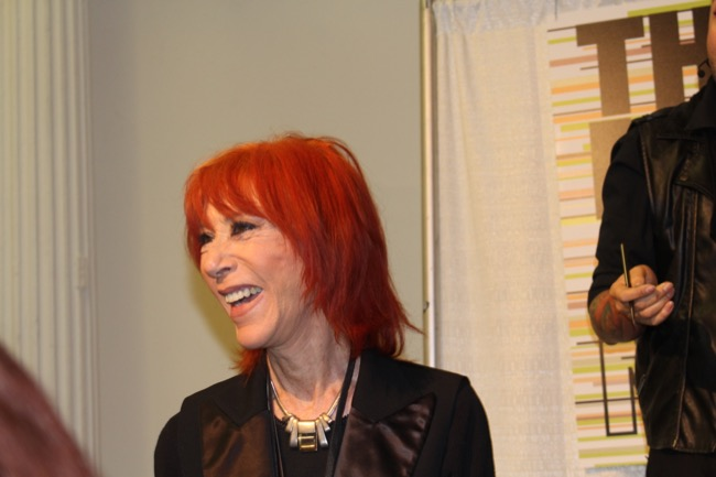the makeup show nyc mufe dany sanz 1