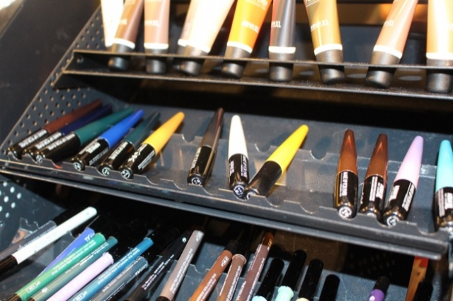 the makeup show nyc mufe waterproof liners