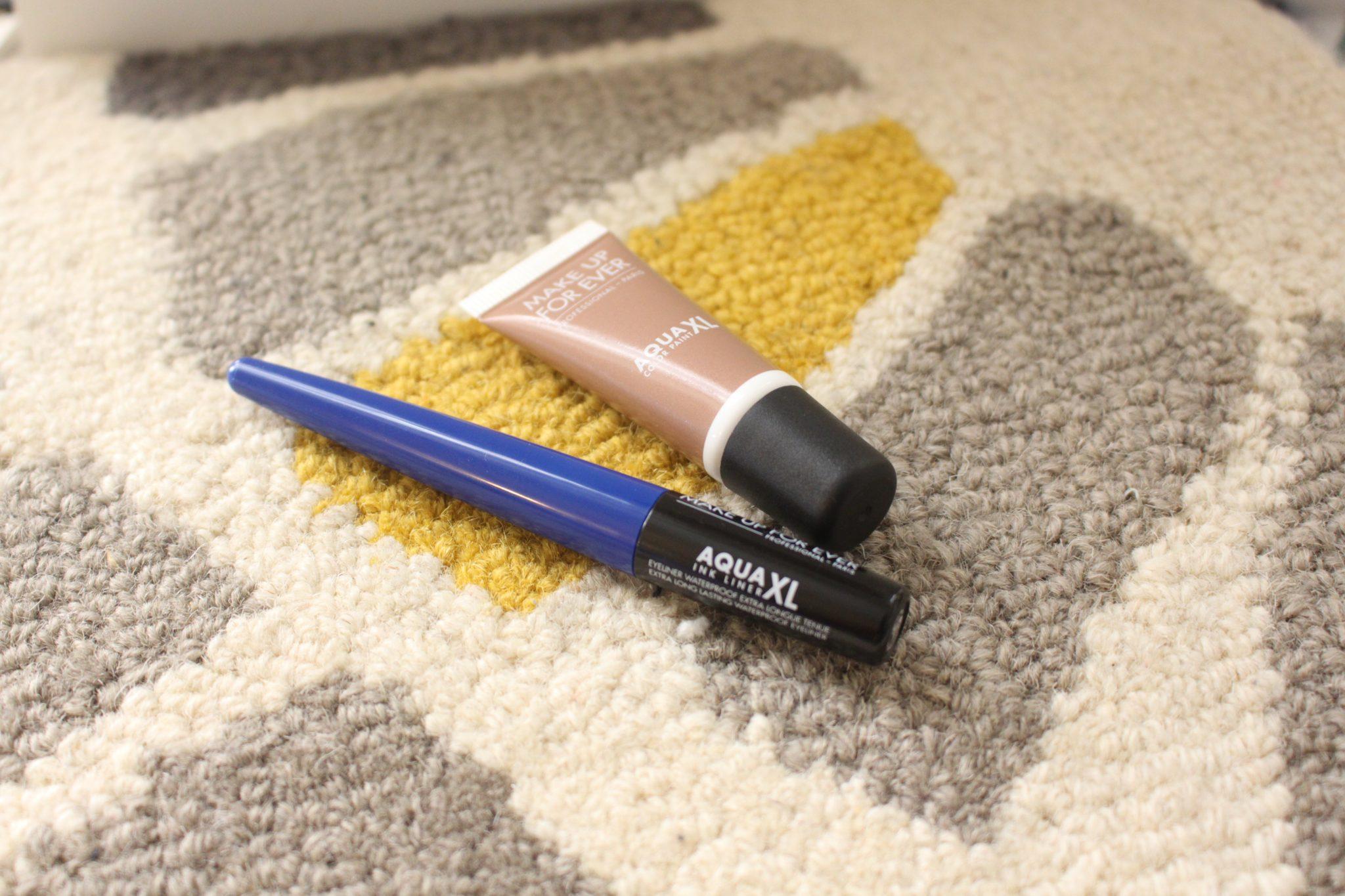 waterproof makeup for eyes MUFE