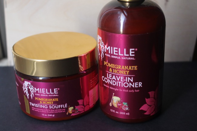 mielle organics pomegranate honey review ntb