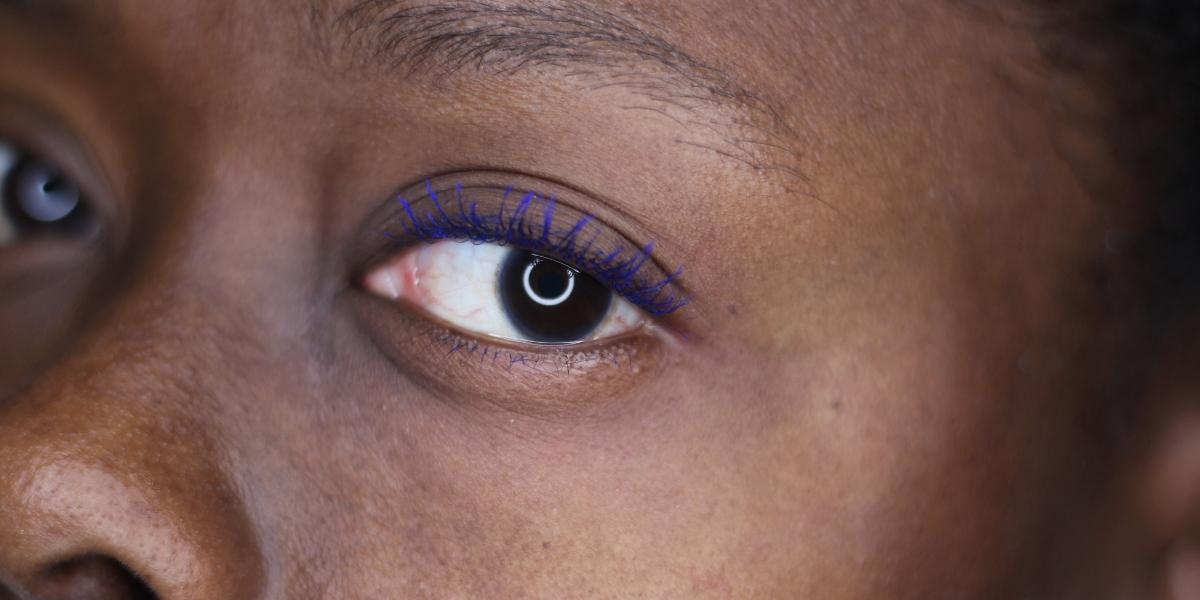 colourpop bff mascara_blue_ya_mind