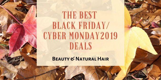 black friday cyber monday 2019 deals