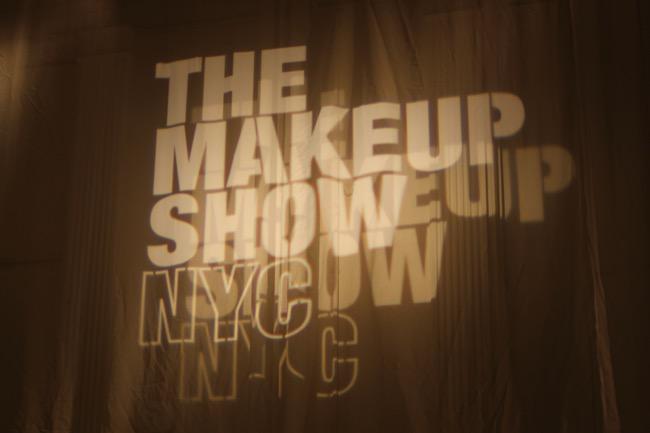 the makeup show nyc 2017 logo