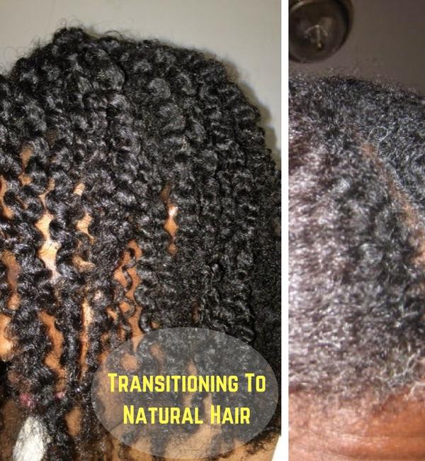 transitioning to natural hair MAIN