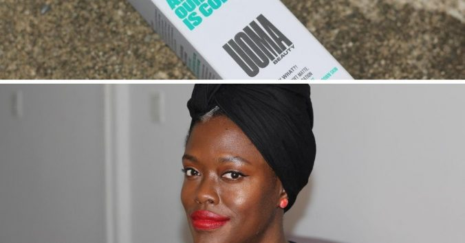 UOMA Beauty Review _ Noire Tropical Beauty